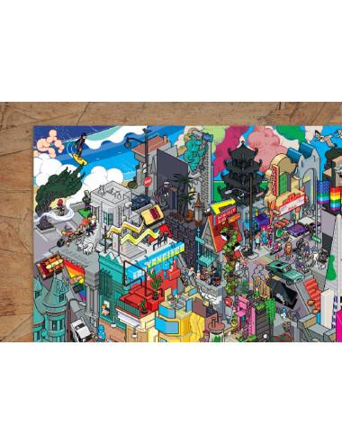 marsdesign-artshop-eBoy-Affiche-SanFrancisco-Cadeau-Idée-PixelArt